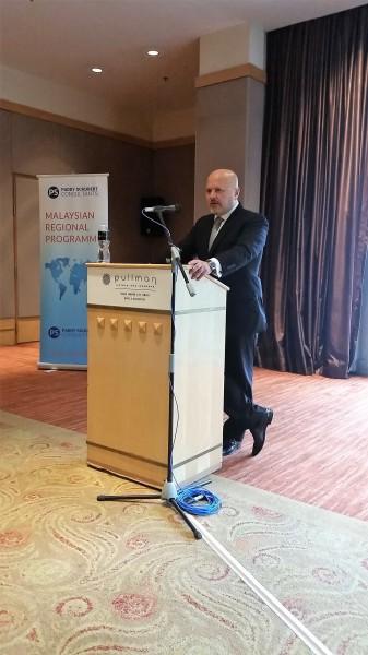 Malaysia Regional Programme, Paddy Schubert Consultants, Karim Khan QC, human rights