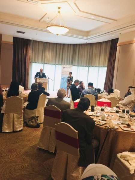 MRP Luncheon on 20 February 2018 at the Pullman Hotel KLCC