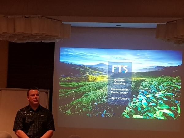 FTS HydroMet Workshop - April 2018
