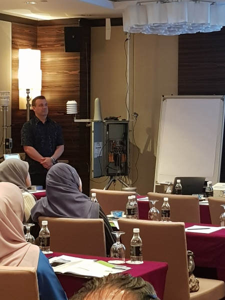 FTS HydroMet Workshop, held at Impiana Hotel KLCC in April 2018
