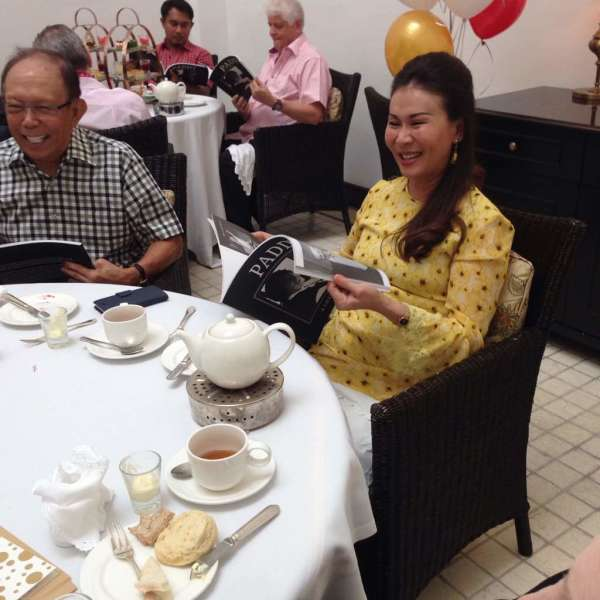 Paddy Schubert Consultants Sdn Bhd private function in celebration of our founder, Datuk Paddy Bowie's 93rd birthday.