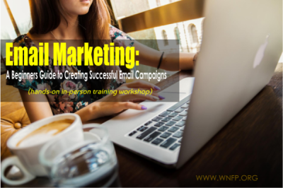 email marketing workshop, using email for business