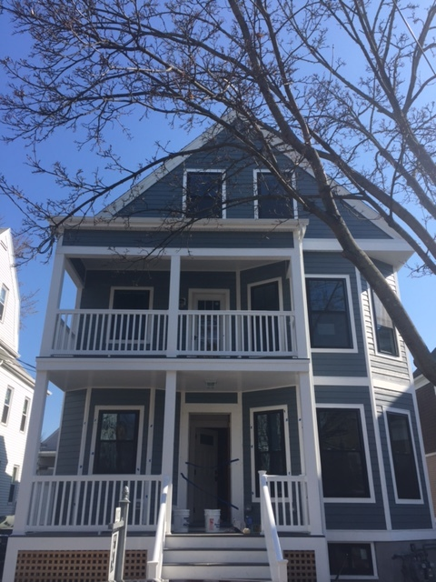 Exterior Renovations Somerville, MA