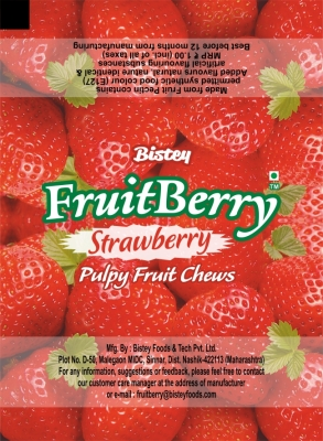 Bistey FruitBerry Jelly