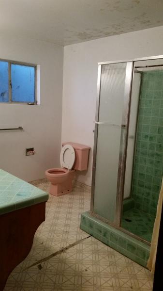 Bath renovations before