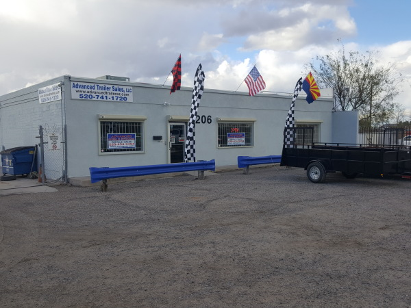 Advanced Trailer Sales 6206 S. Nogales Hwy Tucson, AZ 85706