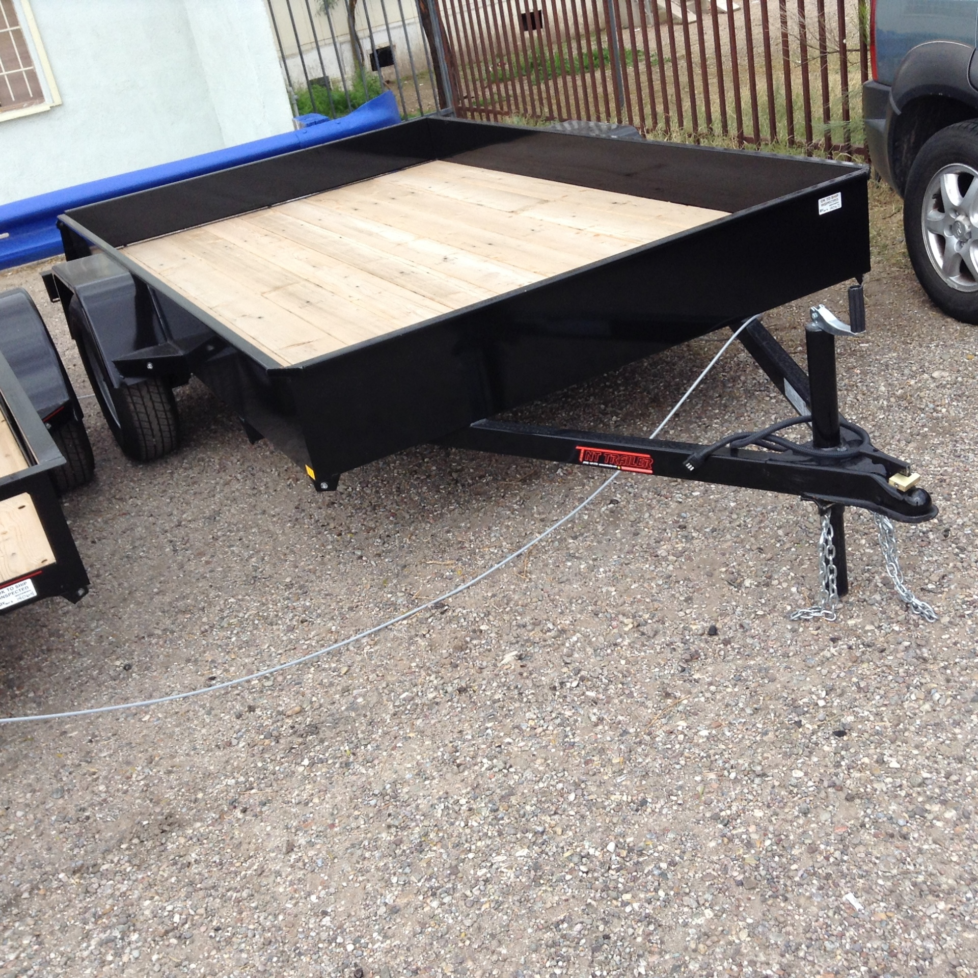 Light Duty Utility Trailer