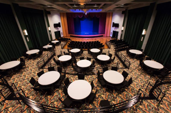 Auditorium Private Rental