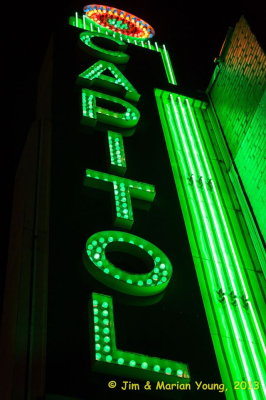 About the Capitol Theatre