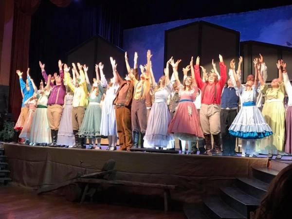 Broadway comes to Lebanon