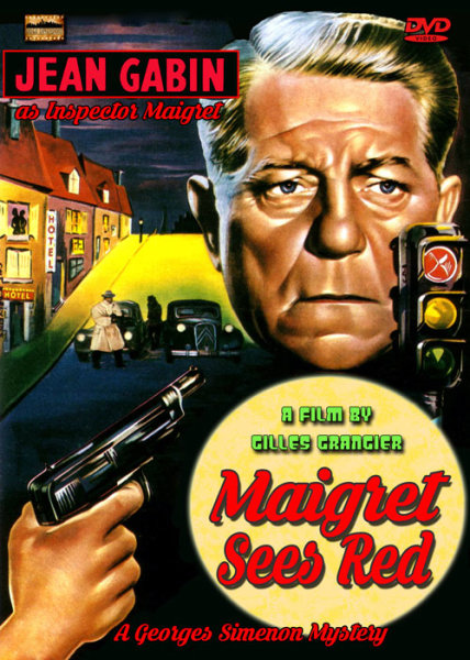 Maigret Sees Red (Maigret Voit Rouge)