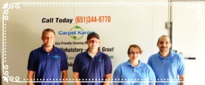 The Carpet Karma Team