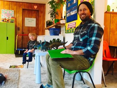 Teacher Phill