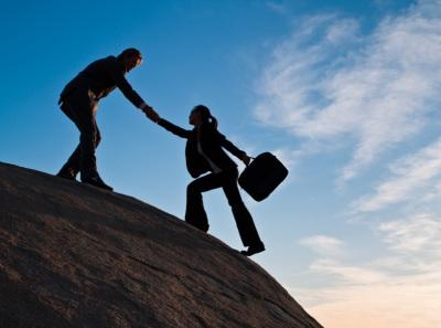 On-demand mentorship