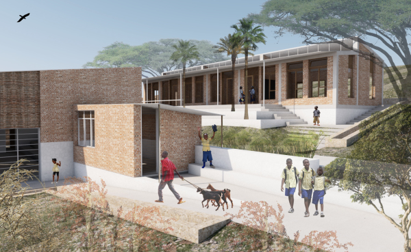 Umubano Primary School expansion