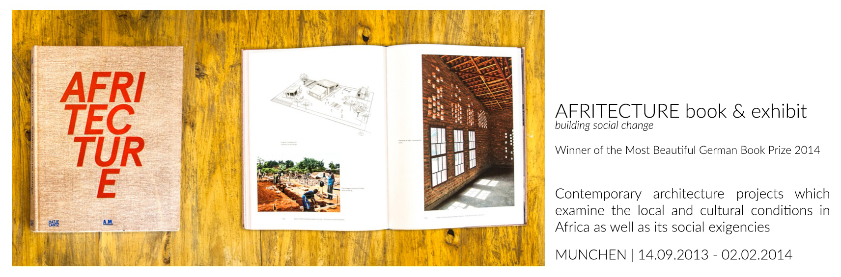 2014 /// ECCD published in Afritecture - Building Social Change