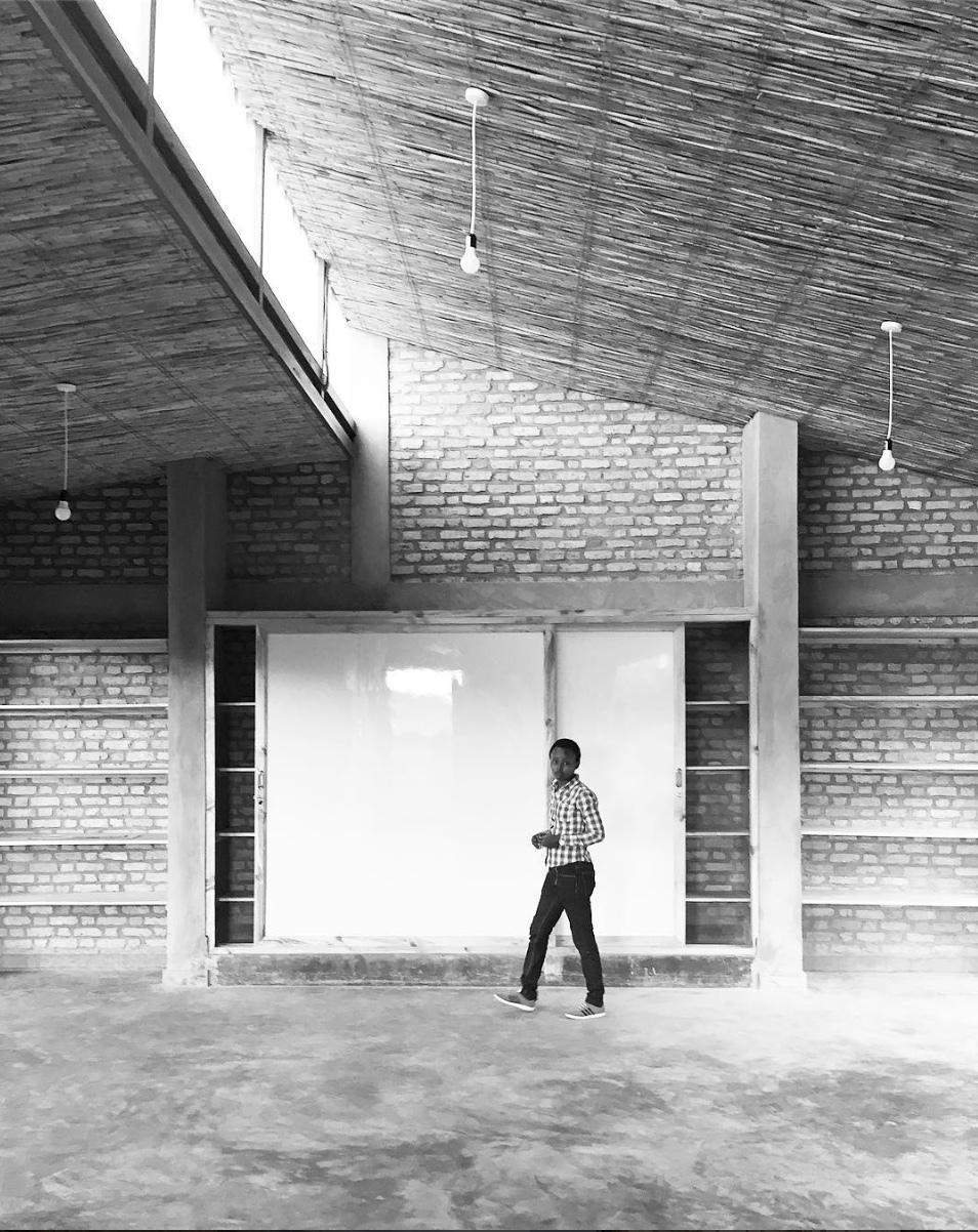 Umubano Primary School extension