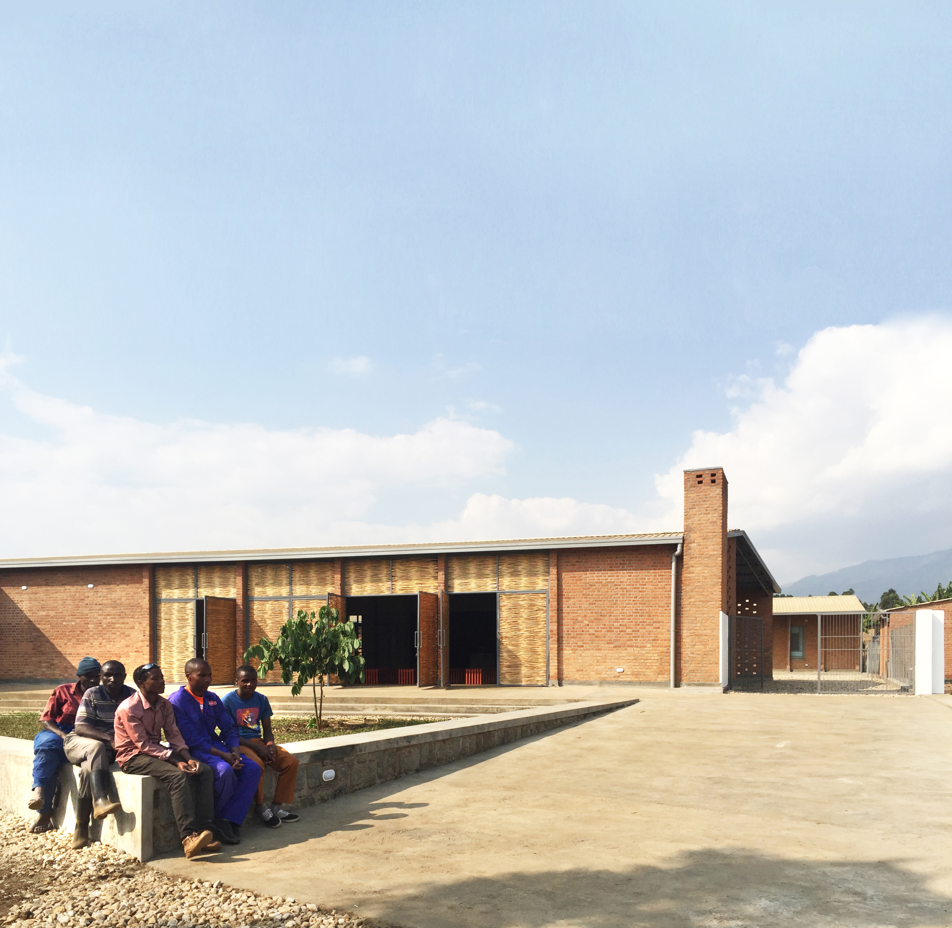 Rugerero Health Center