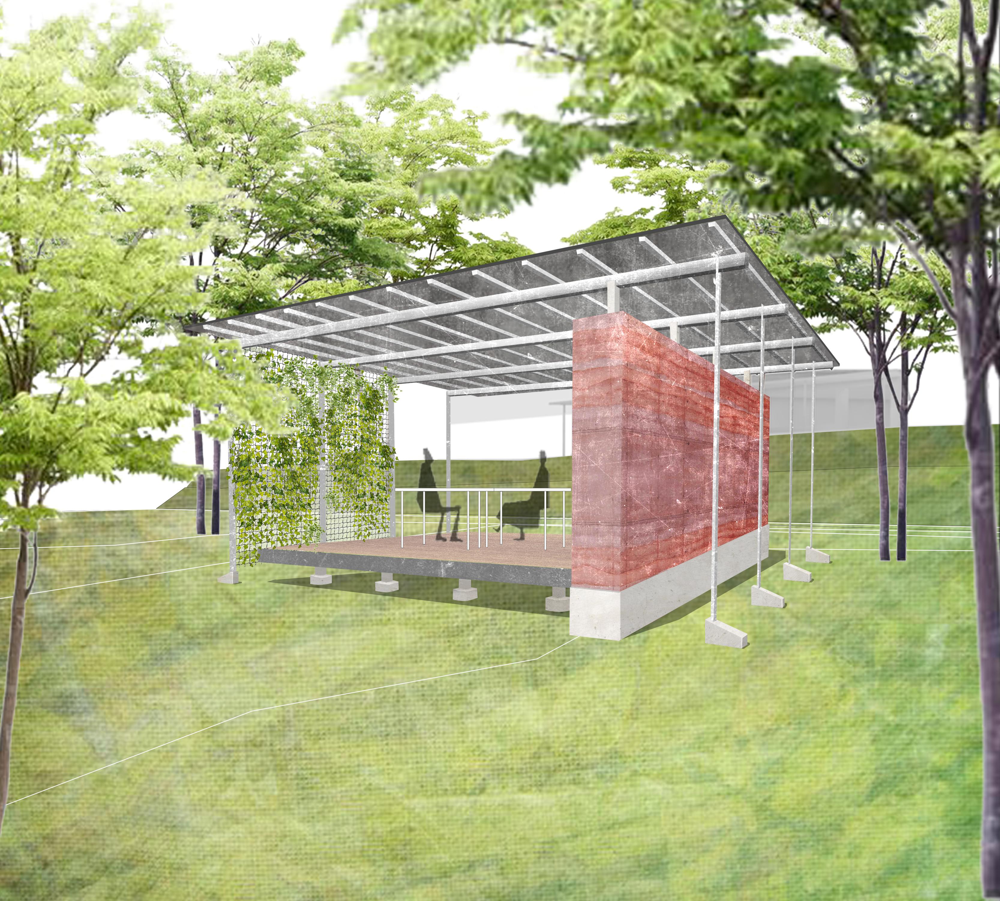 ASA pavilion