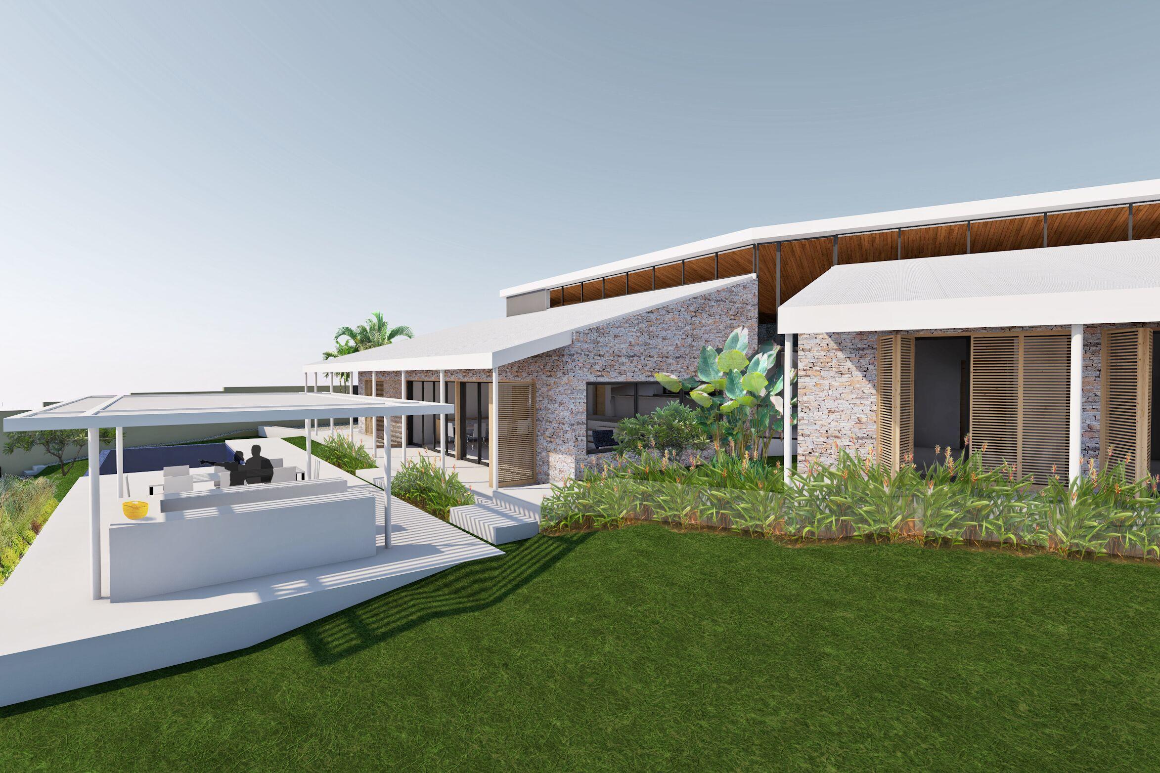 Private house in Kibagabaga
