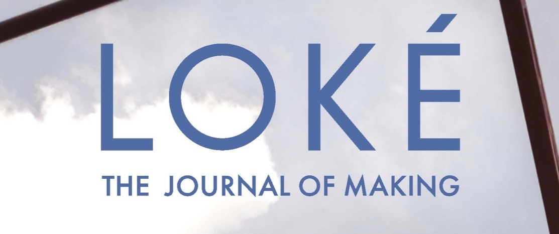 October 2019 /// ASA Studio featured in the last issue of Loké, the journal of making