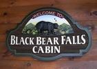 Welcome to Black Bear Falls Cabin in Gatlinburg, TN