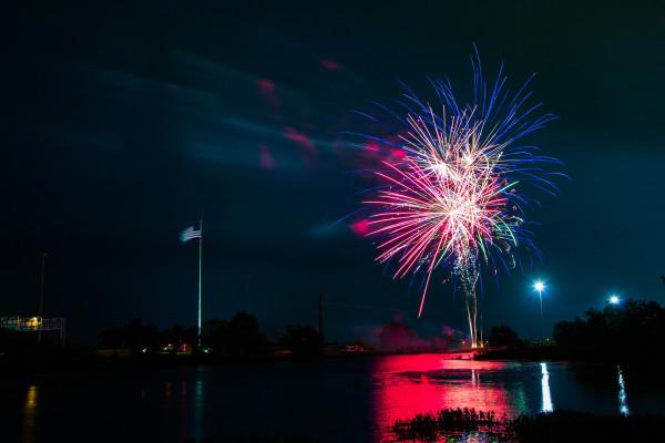 Fireworks Show!