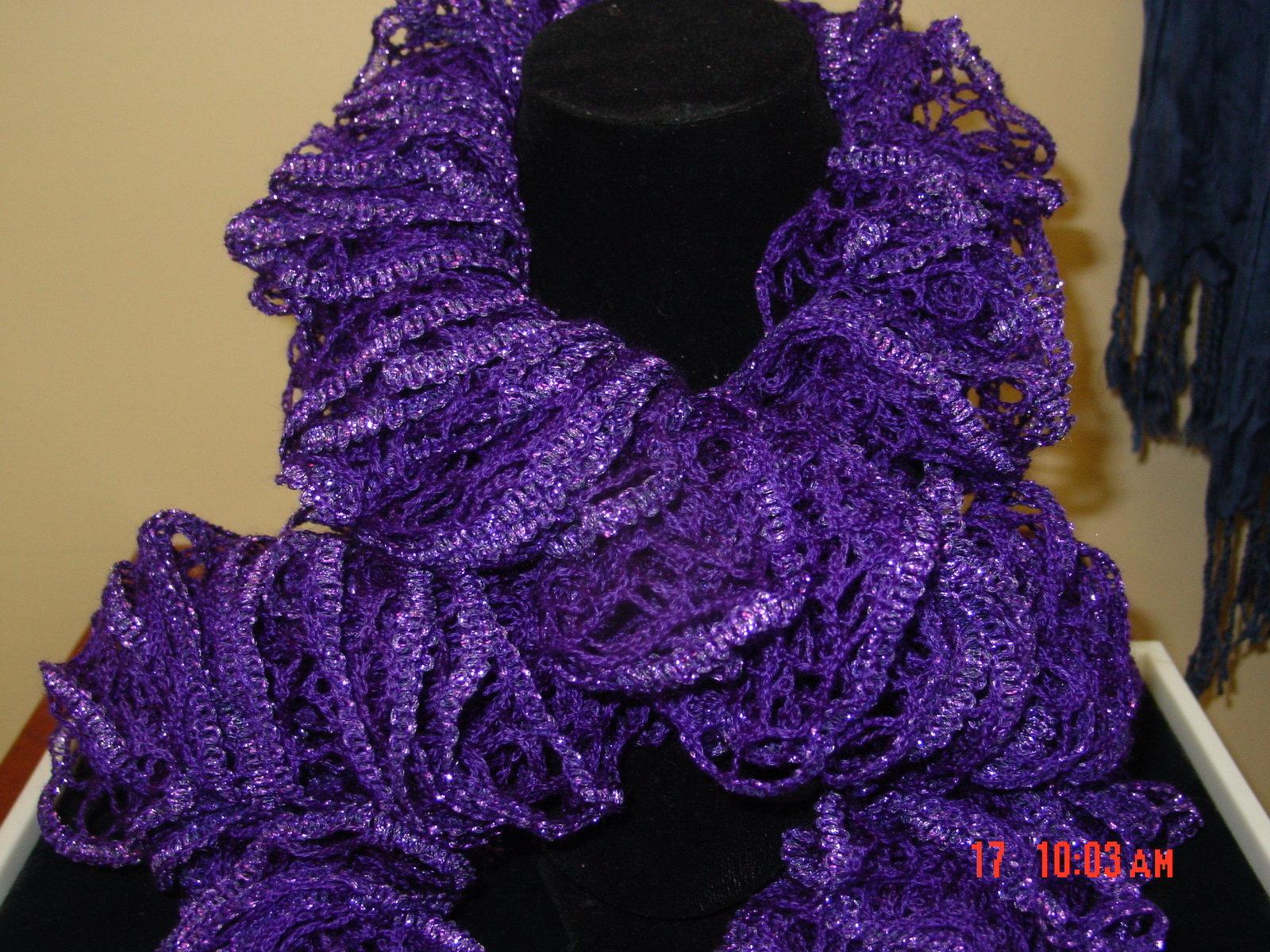 Handmade Scarves & Purses