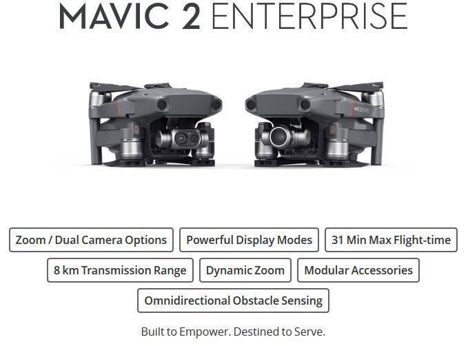 R1 Flt Ops Adds the New DJI Mavic 2 DUAL Enterprise to its Drone Fleet