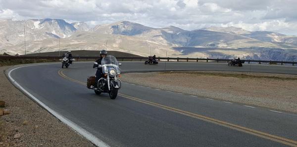 Breathtaking Beartooth Pass, Wyoming, USA