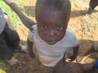 Rose, an orphan baby girl