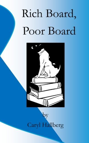 Rich Board, Poor Board, book, guide for nonprofits