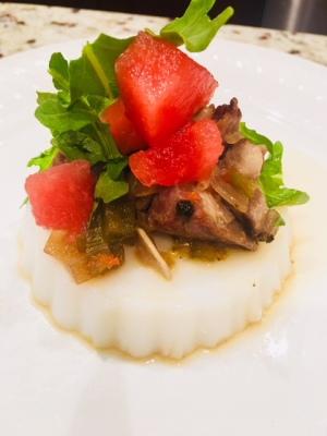 Nigerian Agidi Salad
