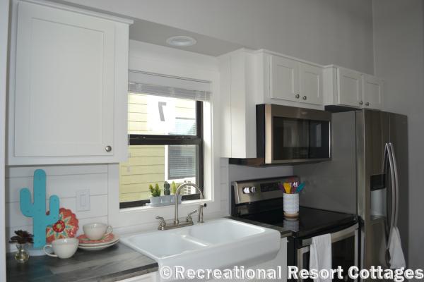 RRC Elite Series-103 San Juan Kitchen space