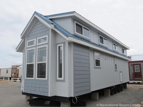 RRC- Platinum Cottages- EaglesLanding exterior
