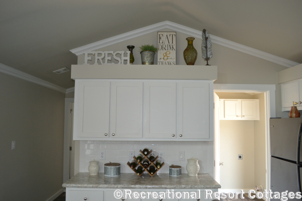 RRC- Platinum Cottages- The Lampasas 646 Pantry cabinets