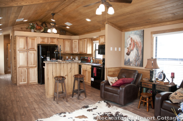 RRC-Platinum Cottages- SanSaba645FP living room