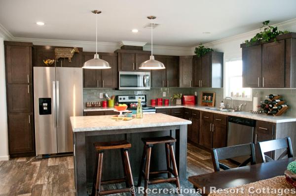 RRC- Athens Park Homes- Classic3256I Kitchen