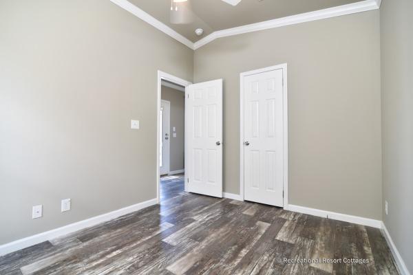 RRC- Athens Park Homes- CC1656A guest bedroom