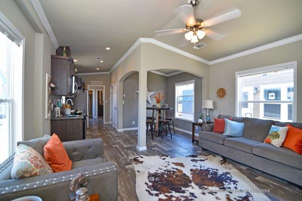 RRC- Athens Park Homes- CC1656A living room