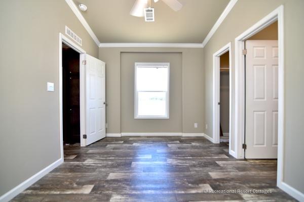 RRC- Athens Park Homes- CC1656A master bedroom