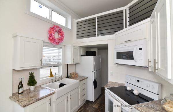 RRC-527B kitchen