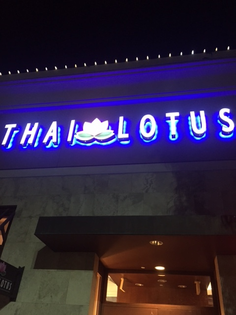 Thai Lotus Restaurant Food Cuisine Corona CA