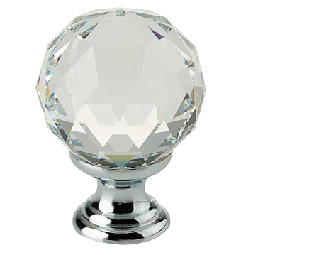 Crystal Ball Knobs