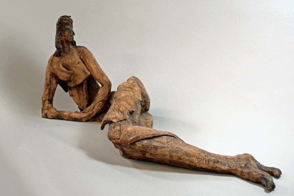 Reclining Nude  $800