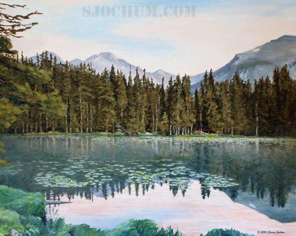 Rocky Mountain Splendor   $1200