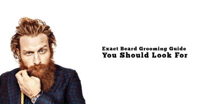 1 Minute Beard Grooming
