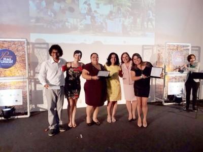 Instituição Espírita vence o Programa Itaú-Unicef 2017 na categoria grande porte
