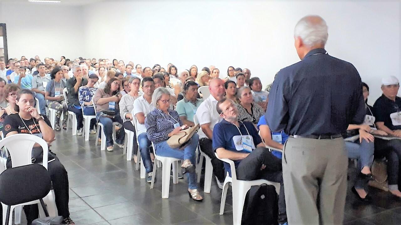 Encontro reúne Trabalhadores Espíritas de Rondônia