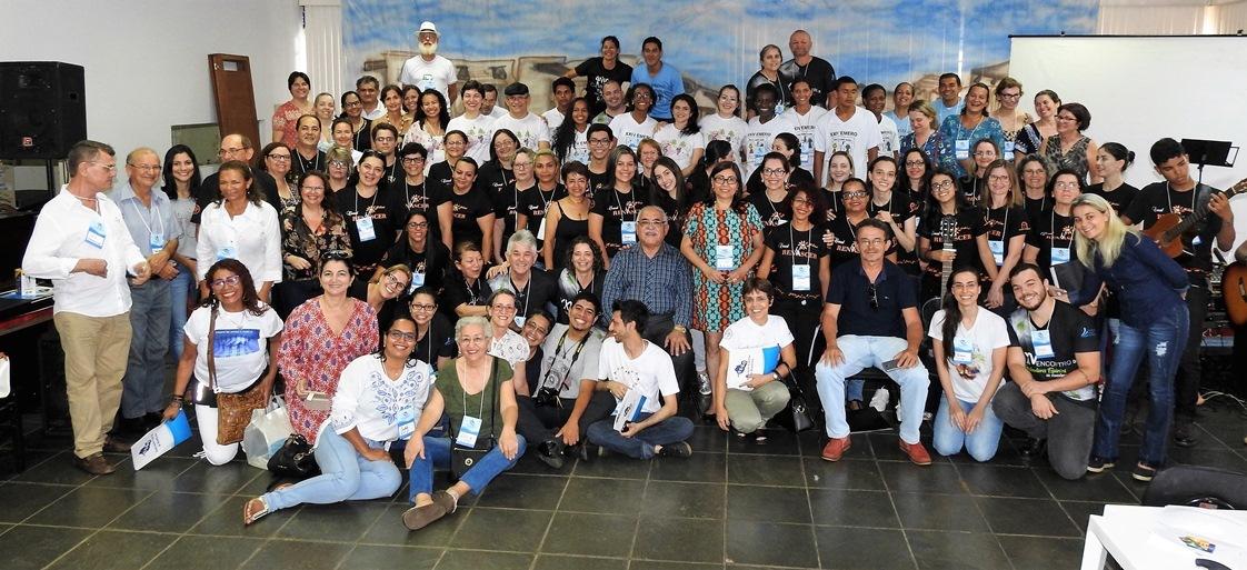 XXV Encontro de Trabalhadores Espíritas do Estado de  Rondônia (2017)